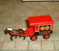 LLEDO - DAYS GONE - HORSE DRAWN DELIVERY VAN - TIZER THE APPLETIZER - BOXED