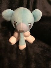 "Cubchoo Pokemon Tomy Plush 7"" Stuffed Animal Toy Doll Beartic"