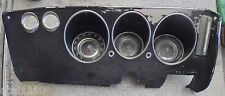 chevrolet corvair instrument cluster