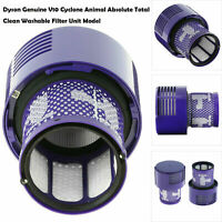 For Dyson Cyclone V10 Absolute Animal Total Clean Big Washable Filter 969082-01
