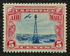 C11, Mint 5¢ Beacon Superb GEM - JUMBO Margins - MNH - OG