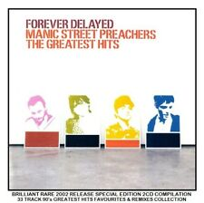 Manic Street Preachers - Very Best Essential Ultimate Hits Collection - 90's 2CD