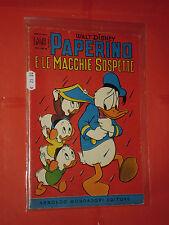 GLI ALBO D'ORO DI TOPOLINO-n° 21  -annata del 1956-originale mondadori- disney