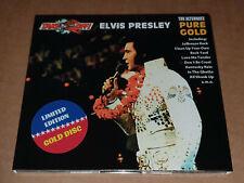 Elvis Collectors CD The Alternate Pure Gold (Rare)