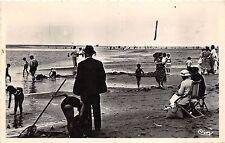 BR9504 Le crotoy La plage a maree basse  france