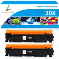 2PK CF230X Compatible for HP 30X Toner LaserJet ProM203dn M203dw MFP M227fdw