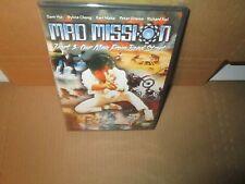 MAD MISSION PART 3 rare dvd PETER GRAVES Richard Kiel TSUI HARK 1984 NEW