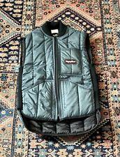 Gilet REFRIGIWEAR Original Vest Uomo Trapuntato e Impermeabile Tg. Small USA