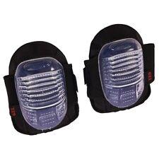 Pair Gel Knee Pad Support Protector Heavy Duty Kneepad Kneepads Large Cup Strap