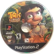 Tak and the Power of Juju (Sony PlayStation 2, 2003) Disc Only
