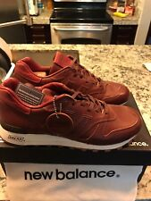 """NEW BALANCE x HORWEEN LEATHER Co. M1300BER """"EXPLORER"""" -- MADE IN THE USA"""
