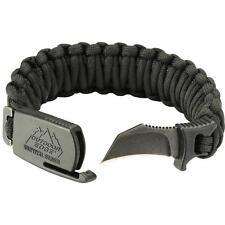 Outdoor Edge Para-Claw Bracelet Black Large