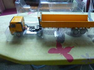 IXO ALTAYA Tracteur Volvo FH+semi benne transports CBRS 1/43 NB