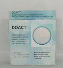 Doact Waterproof Cast Bandage Protector (Adult Half Leg - 60 cm) - NIP