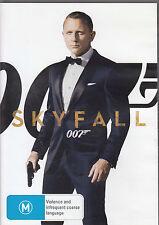 007 SKYFALL Daniel Craig DVD R4 NEW - PAL - James Bond