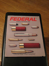 Federal Ammunition Catalog 1991