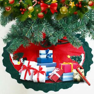 Christbaumdecke Tannenbaumdecke Weihnachtsbaumdecke Weihnachten Deko Decke Matte