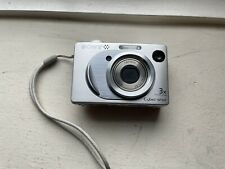 Sony Cyber-Shot DSC-W1 Digital Camera 3x Optical Zoom