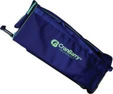 Cranbarry USA Wheelie Field Hockey Goalie Bag, New