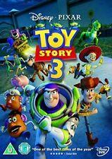 Toy Story 3 Walt Disney UK Pixar DVD Con Lotti Nuovo
