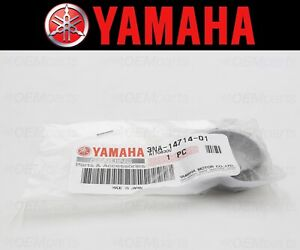 Yamaha Exhaust Muffler Silencer Pipe Connector Joint Gasket (See Fitment Chart)