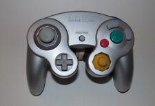 Official Gamecube Controller Platinum Silver Original Nintendo OEM Genuine Wii
