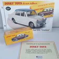 DINKY TOYS - FIAT 1200 Grande vue ANNÉE 1959 - NEUF SOUS BLISTER