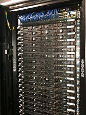Job Lot 4x Dell C1100 CS24-TY 1U Servers, 2x L5520 2.26GHz CPUs 32GB RAM 3TB HDD