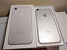 New 7th gen Apple iPhone 32GB Silver GSM Unlocked AT&T T-Mobile A1778 MN9E2LL/A