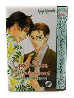 Open the Door to Your Heart, Yugi Yamada, Yaoi English Manga (OOP/Rare) M+