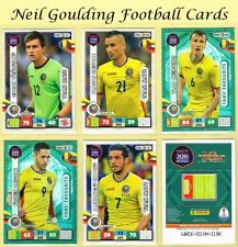 Panini ROAD TO WORLD CUP 2018 ☆☆ ROMANIA ☆☆ Football Cards #ROU01 to #ROU18
