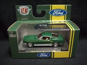 M2 Machines 1968 Ford Mustang GT Limited Edition.