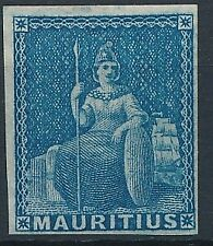 [1001] Mauritius good old stamp very fine no gum