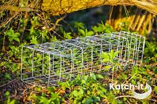Live Catch Trap - Squirrel, Rat - Galvanised EXTRA HEAVY DUTY