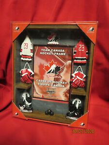 Team Canada Hockey Photo Frame BRAND NEW NEVER USED