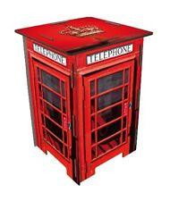 Photohocker Telefonzelle London Hocker Sitzhocker Holzwerkstoff Werkhaus