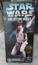 "Star Wars Collection Luke New hope kenner 12"" figure 1/6th Boxed gold label"