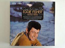 Games That Lovers Play Eddie Fisher LP Records Vinyl Album LSP-3726