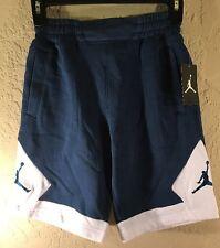 New Jordan Shorts 953147-U41 Boys French Blue Size S