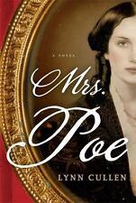 Mrs. Poe by Lynn Cullen (2013, Hardcover)