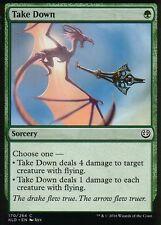 4x Take Down | nm/m | kaladesh | Magic mtg