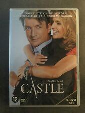 Castle Saison 5 [DVD] - Français