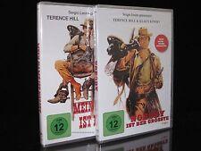 DVD MEIN NAME IST NOBODY + IST DER GRÖSSTE 1+2 - TERENCE HILL - WESTERN * NEU *