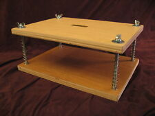 Simple Book Press for bookbinding bookpress binding repair flower press....3057