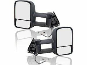 For 1988 Chevrolet R30 Towing Mirror Set Brock 62445DY Mirror