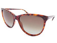 445938eeb523b POLAROID women s Dark Havana Sunglasses Polarized Brown Gradient PLD4066 086