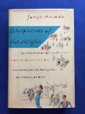 SHEPHERDS OF THE NIGHT - FIRST AMERICAN EDITION BY JORGE AMADO