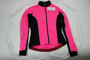 SPECIALIZED Therminal Women's Long Sleeve Jersey Neon Pink X-Small