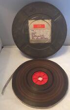 "Película de película vintage 16 mm cine interesante Carrete ""Lucille"" impresión Original 1200 ft (approx. 365.76 m)"