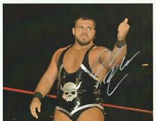 Michael Elgin Autograph Ring of Honor Wrestling 8x10 Photo
